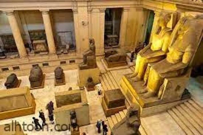 المتحف المصري .. شاهد على تاريخ الحضارة الفرعونية -صحيفة هتون الدولية