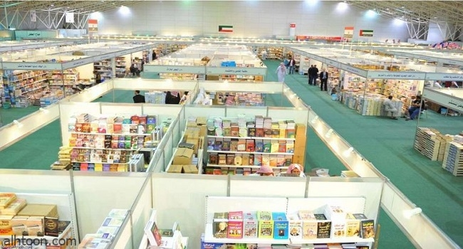 """أكثر من 1000 دار نشر في """"معرض الرياض الدولي للكتاب"""""""