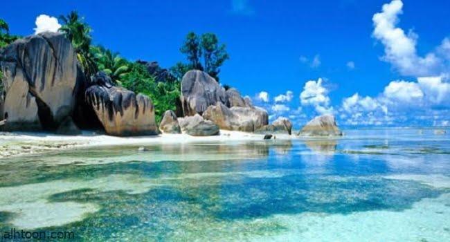 السياحة في جزر سيشيل