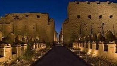 معبد الكرنك.. أكبر دار فرعونية للعبادة في العالم -صحيفة هتون الدولية