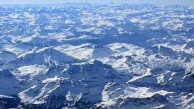 أنواع الجبال الموجودة على سطح الأرض وكيفية تكونها؟ -صحيفة هتون الدولية