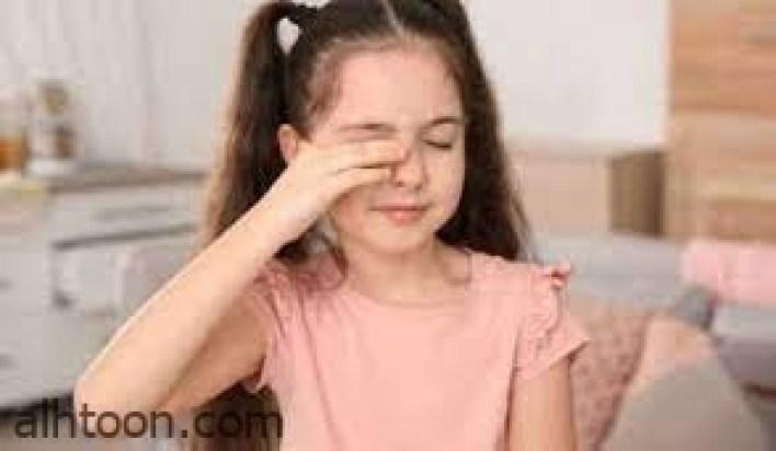 ما هي اسباب أمراض العيون عند الأطفال ؟ -صحيفة هتون الدولية