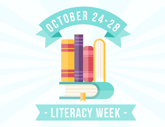 Literacy Week Activities Schedule