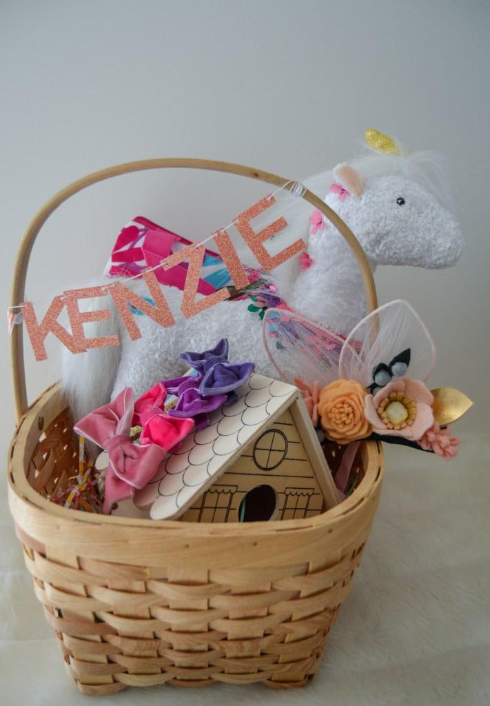 Easter baskets for little girls ali ish 2 year old girls easter basket negle Gallery