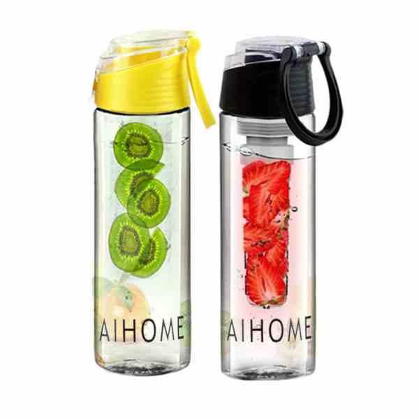 Купить Пластиковая герметичная прозрачная бутылка для воды ...