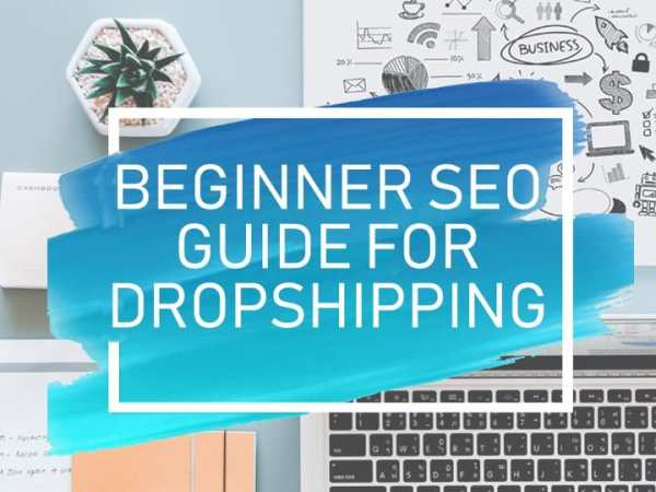beginner seo guide for dropshipping