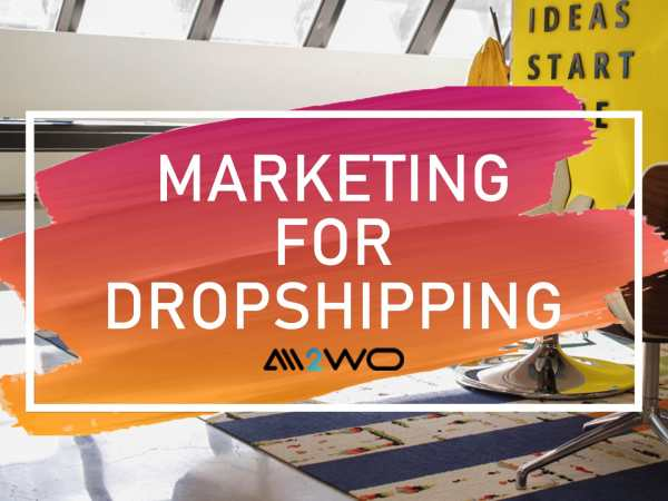 marketing ideas for dropshipping