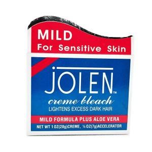 Jolen Creme Bleach MILD (28 g) USA