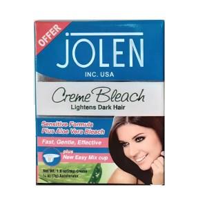 Jolen Creme Bleach Aloe Vera (28 g) USA