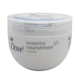 DOVE Essential Nourishment Body Cream for dry skin 300ml