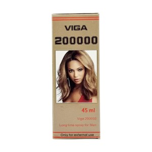 Super Viga 200000 Long Time Delay Spray For Men 45ML