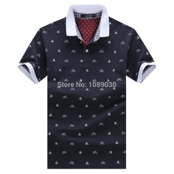 2015-New-Arrival-Men-Casual-Polo-Shirts-Short-Sleeve-Man-Polo-shirts-Fashion-Bicycle-pattern-Camisas-1