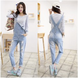 2015-New-Free-shipping-Plus-size-Korean-New-Womens-Jumpsuit-Denim-Overalls-Casual-Skinny-Girls-Pants-1