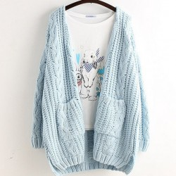 5-colors-twist-V-neck-casual-loose-cardigan-2015-autumn-sweater-free-drop-shipping-1-1