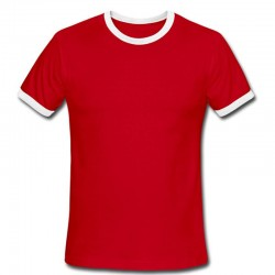 Fashion-Men-T-Shirt-High-Quality-Round-Neck-Ringer-Short-Sleeve-Simple-Style-Leisure-Wear-Male-1