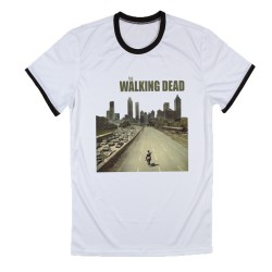 Fashion-Men-The-Walking-Dead-T-Shirt-Cotton-Free-Shipping-Short-Sleeve-Round-Neck-TOP-Cotton-1