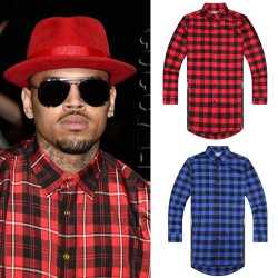 Hip-hop-mens-dress-shirt-plaid-shirts-Long-sleeve-men-shirts-man-extended-red-and-black-1