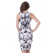 R70110-Wholesale-and-retail-popular-floral-dress-brand-new-sleeveless-bodycon-dress-high-quality-trendy-fashion-2