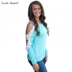 Simplee-Apparel-White-lace-patchwork-off-shoulder-women-blouse-shirt-Summer-blue-long-sleeve-blouses-Casual-1