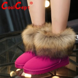 Size-35-40-Russia-Winter-Warm-Thickened-Fur-Women-Flat-Half-Short-Ankle-Snow-Boots-Plush-1