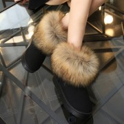 Size-35-40-Russia-Winter-Warm-Thickened-Fur-Women-Flat-Half-Short-Ankle-Snow-Boots-Plush-3