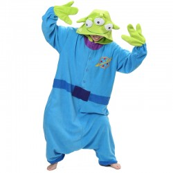 Hot-Sale-Cosplay-Clothes-2015-New-Winter-Adult-Unisex-Fleece-Kigurumi-Pajamas-Blue-Monster-Rompers-Size-1