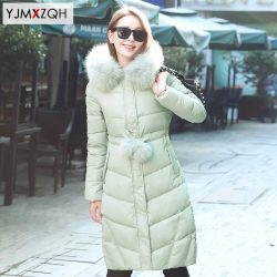 Hot-New-Autumn-2016-Fashion-cotton-thick-hoody-Winter-coat-duck-slim-women-outerwear-parka-female-1