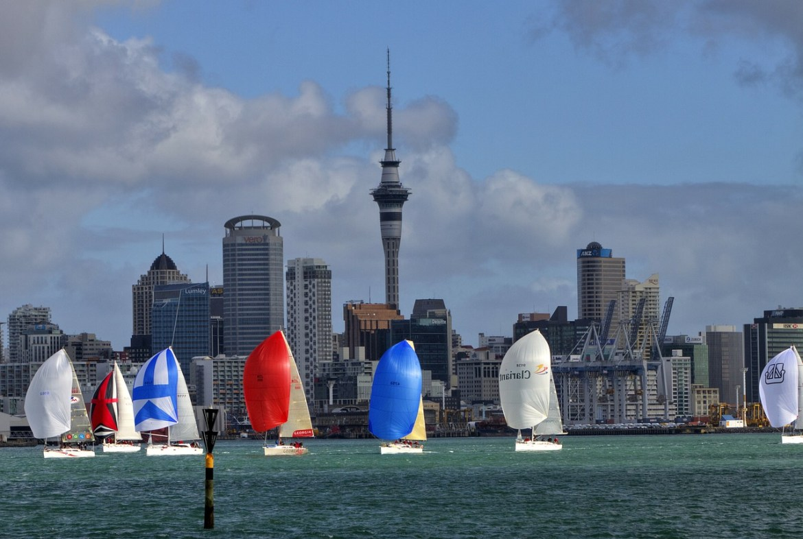 Apply for a New Zealand Working Holiday Visa