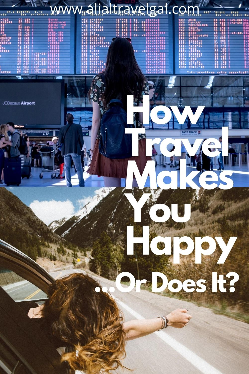 Pinterest Travel Makes you Happy Does Travel Make you Happy