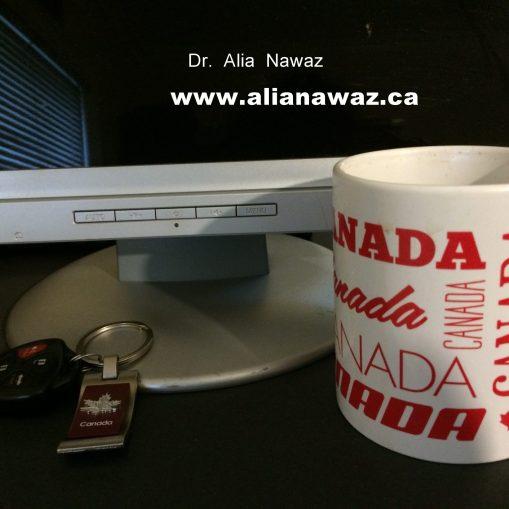 Dr. Alia's Office