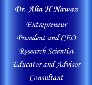 About Dr. Alia