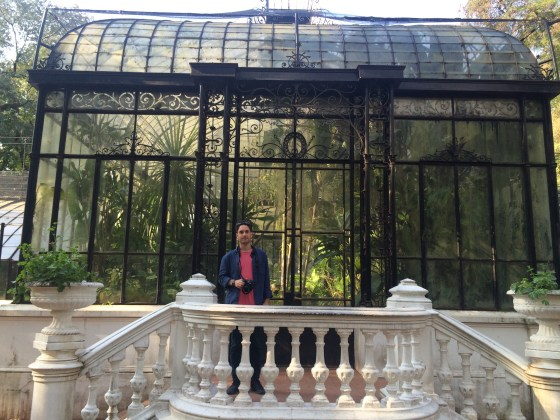 Botanical gardens in BA