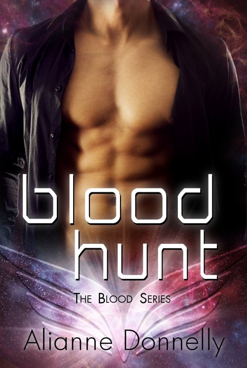 Blood Hunt (The Blood Series, book 4)