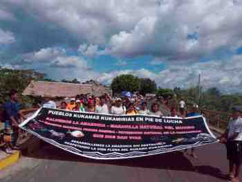 Kukama mobilization June 2014