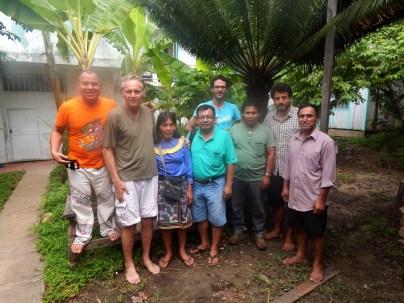 Project Team of people from Alianza Arkana and AIDI