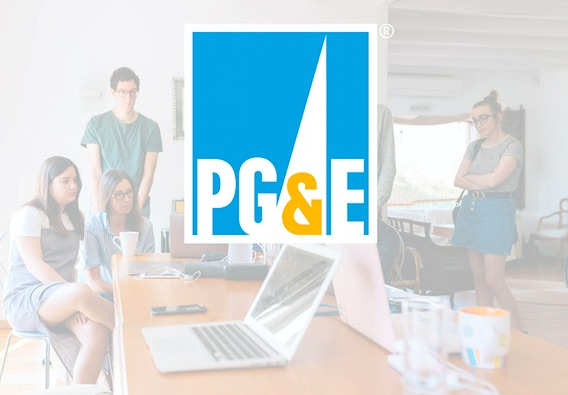 PG&E Advertisement