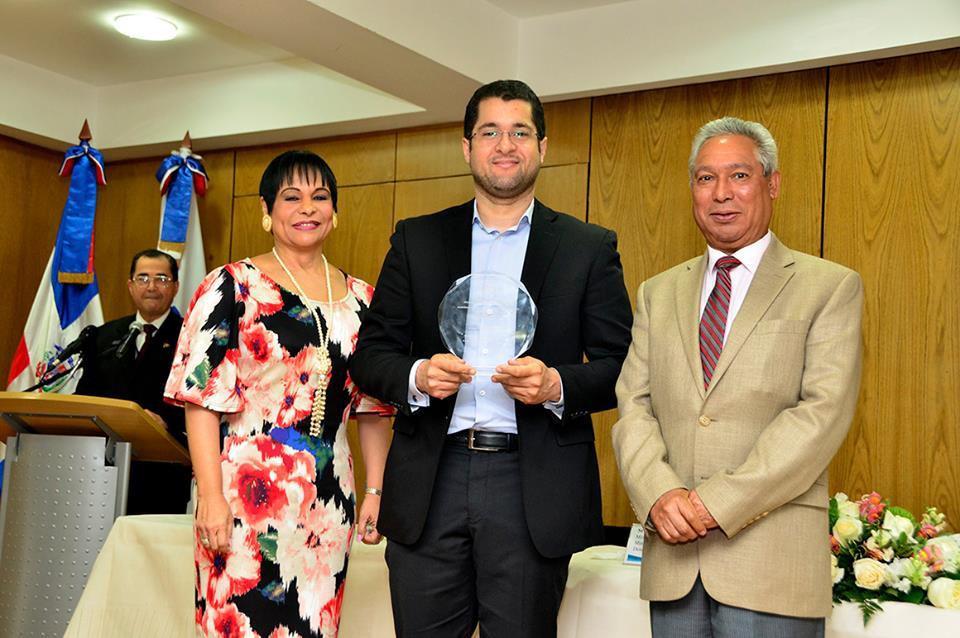 Alianza ONG recibe reconocimiento del Centro Nacional de Fomento y Promoción de las ASFL