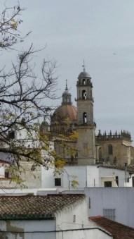Jerez: Catedral...