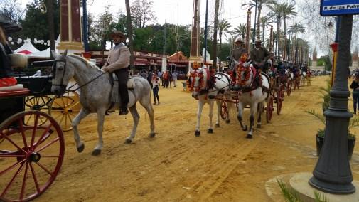 Jerez y la Feria del Caballo