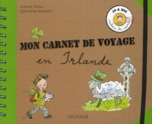 Mon carnet de voyage-Irlande
