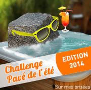 Challenge pavé de l'été 2014