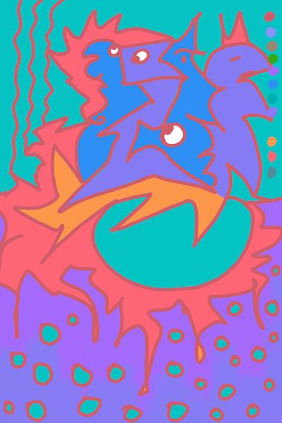 Crackin' the Cosmic Egg #danceuary21