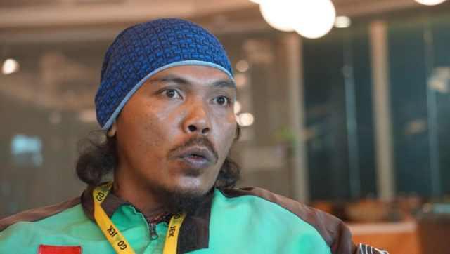 Endang Irawan, driver GO JEK
