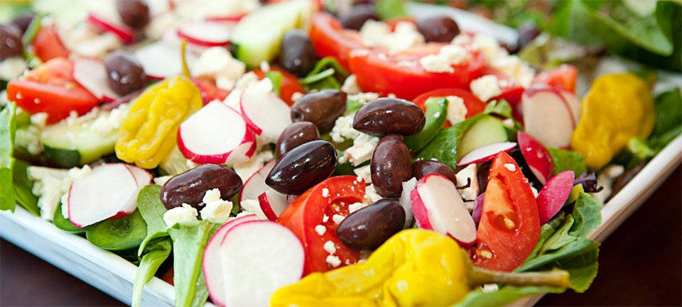 The Greek Salad