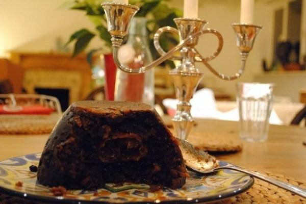 Alibi Pantry Christmas pudding