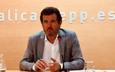 Císcar pide a Ximo Puig que garantice los votos del PSOE para tramitar un trasvase extraordinario desde el Tajo