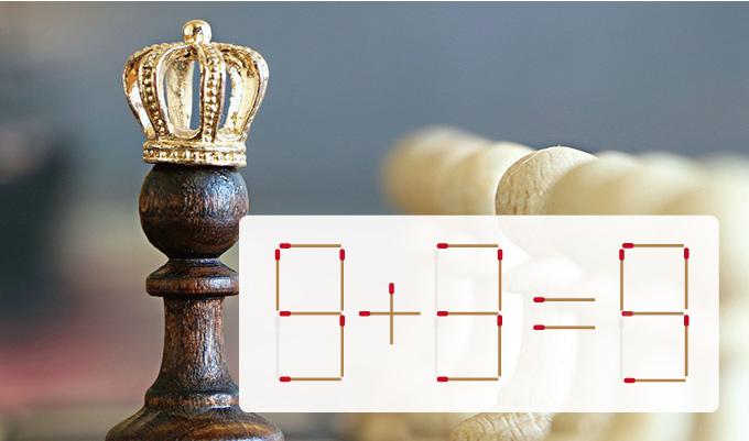 m1-3-Matchstick Puzzles