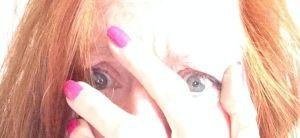 Alice Quinn scared