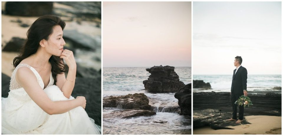 Oahu, Hawaii Engagement Photographer