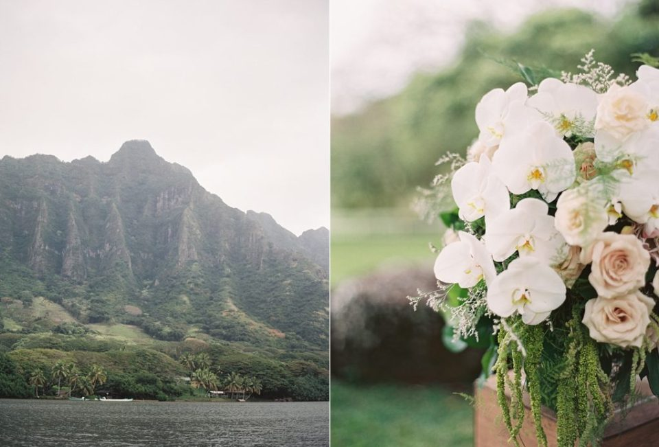 Kualoa Ranch Hawaii Elopement